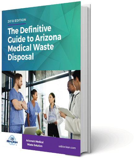 Definitive Guide to Medical Waste Disposal cover image