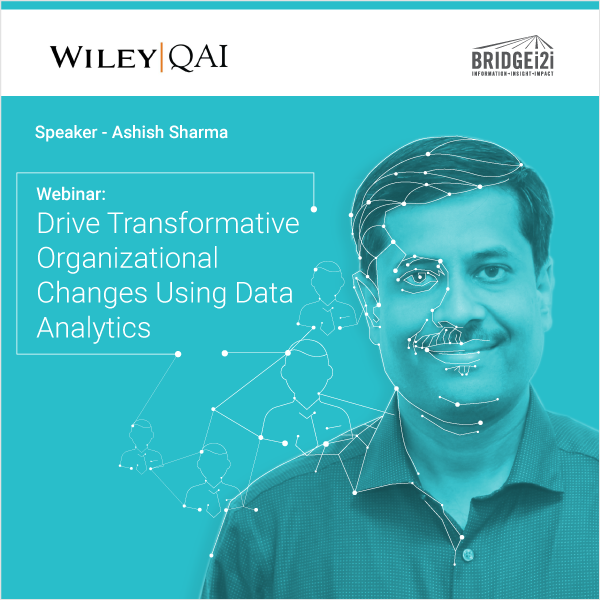 Ashish Sharma at Wiley-QAI Thought Leadership Webinar Series
