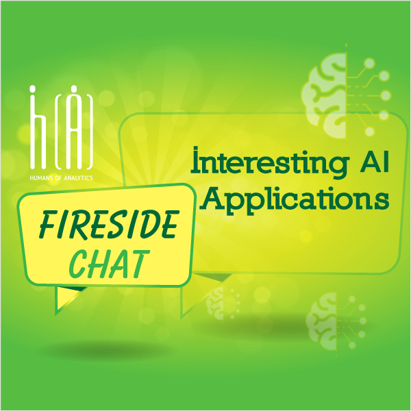 HoA Fireside Chat: Interesting AI applications