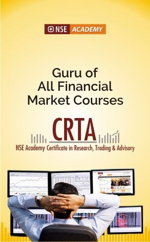 NSE Academy Certificate in Research, Trading & Advisory (E-CRTA)