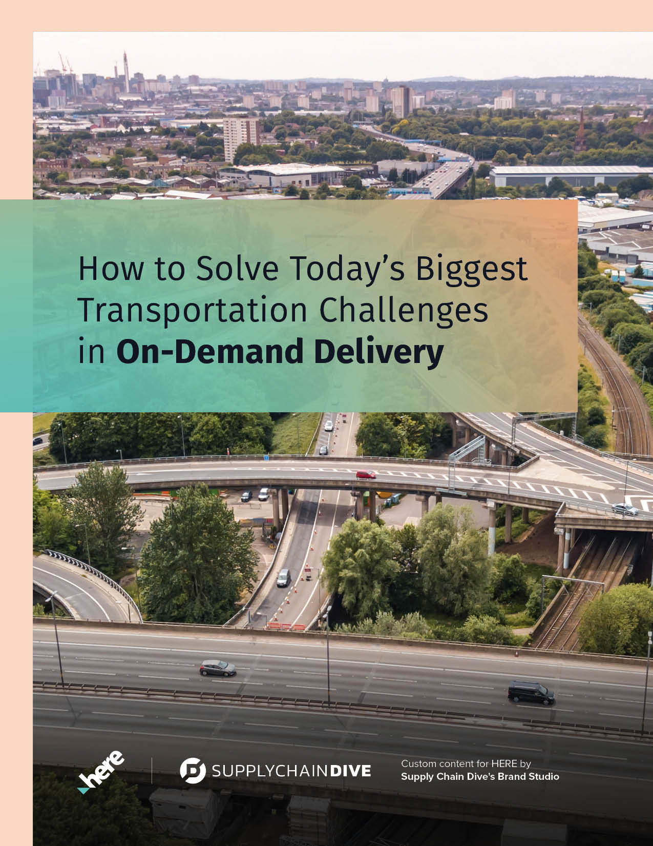 How to Solve Today's Transportation Challenges in On-Demand Delivery | Supply Chain Dive